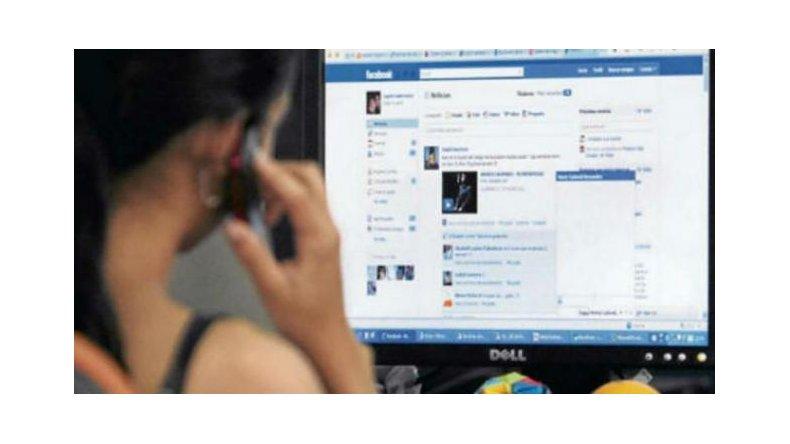 El  peligro de la redes sociales para lo más chicos