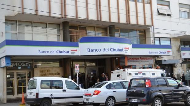 Los cajeros del Banco del Chubut ya funcionan
