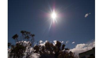 sigue el calor en comodoro: se esperan 28 °c