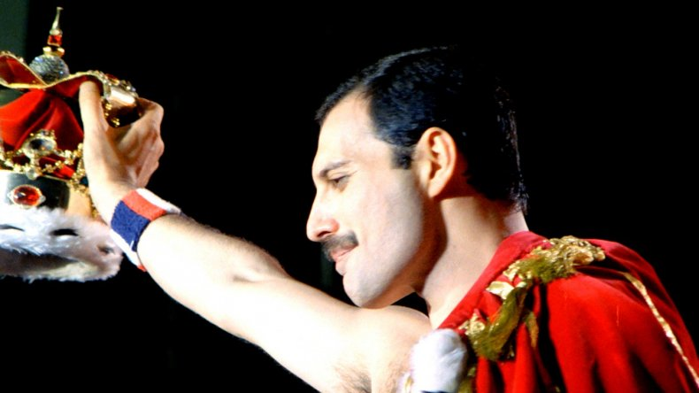 Se cumplen hoy 25 años sin Freddie Mercury