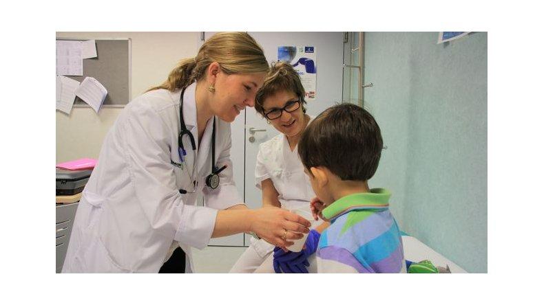 Pediatras invitan a jornada de actualización