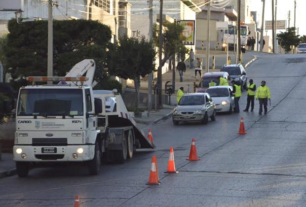 Detectaron a nueve conductores con exceso de alcohol en sangre