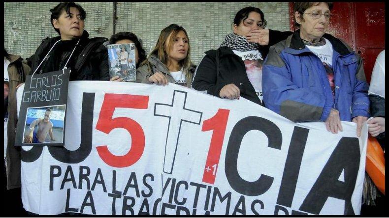 Homenaje a las víctimas de Once a cuatro años de la tragedia