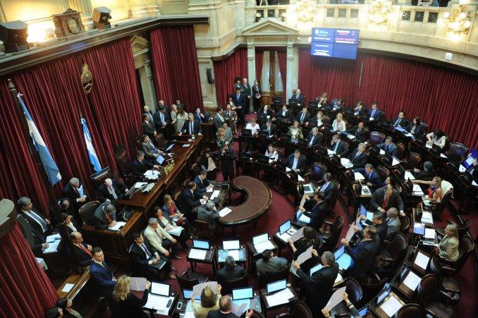 Hoy juran los 24 senadores electos