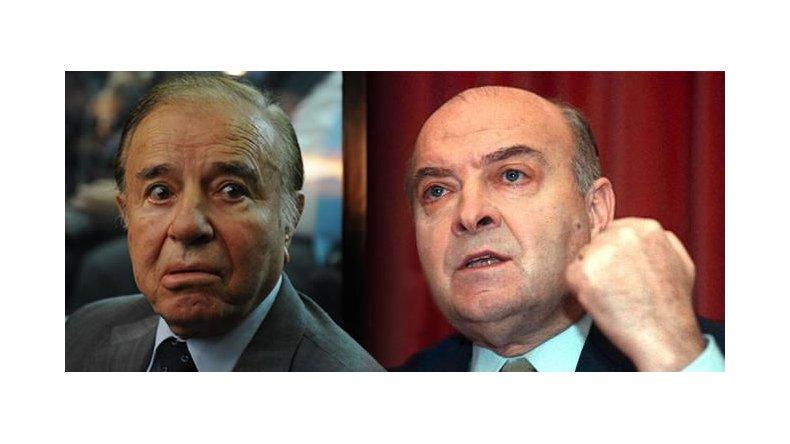 Cavallo, Menem y Granillo Ocampo condenados por los sobresueldos