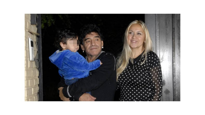Diego nunca se contactó cuando lo operaron a Dieguito Fernando