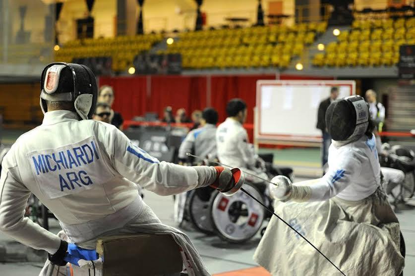 Michiadi cierra el año sin perder la esperanza en llegar a Río 2016
