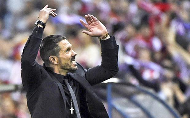 Simeone fue elegido el mejor técnico del mundo