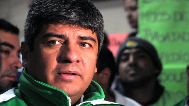 Pablo Moyano anticipó una reacción de los trabajadores si Macri veta la ley antidespidos