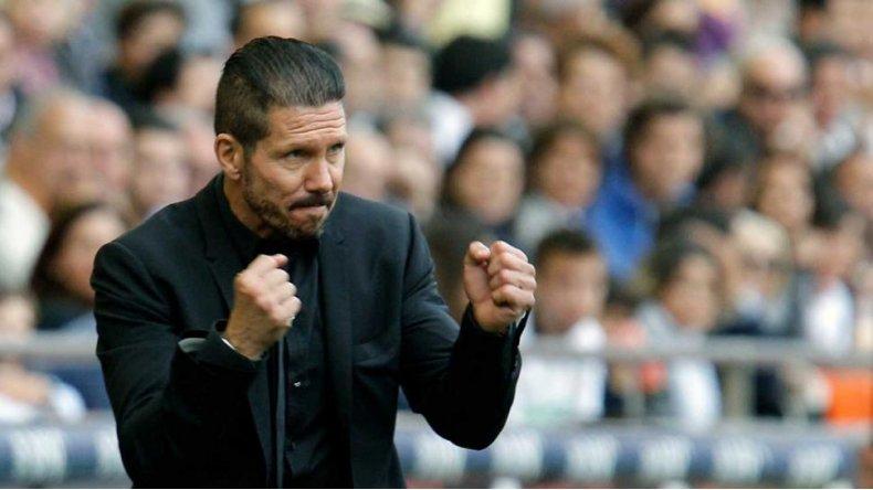 Simeone no descartó ser DT part-time de la Selección argentina