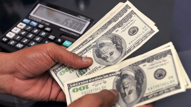 Nuevo récord del dólar