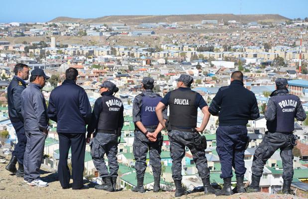 Comodoro sumó 76 nuevos policías