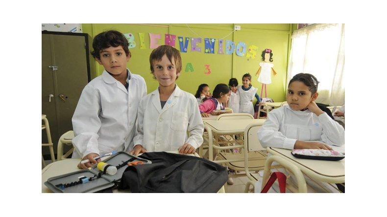 Cisterna pidió a los docentes que no tomen derehenes a los chicos