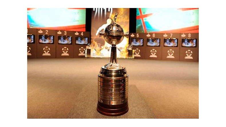 El jueves se sortea la Libertadores 2014