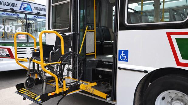 El Transporte P Blico Incorpora Rampas Para Discapacitados