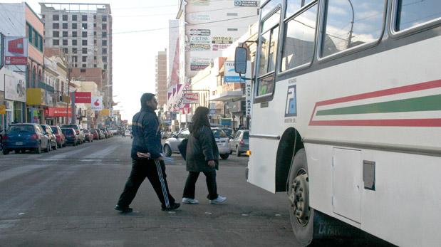 ¿Peatones o automovilistas imprudentes?