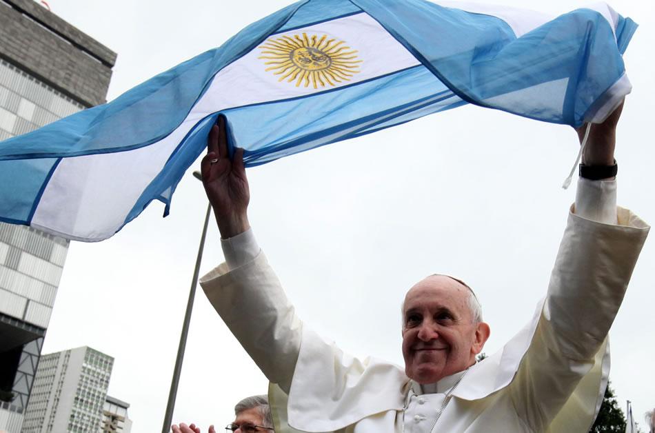 Se cumplen tres años de Francisco, el Papa argentino