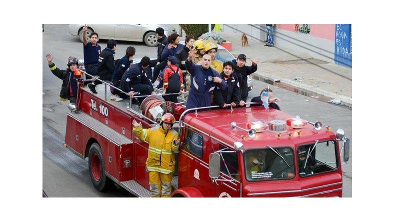 Hoy se conmemora el Día del Bombero Voluntario