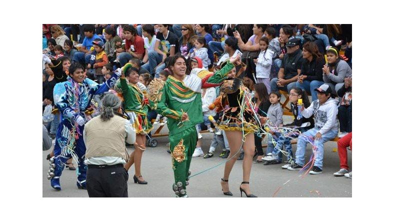 Los festejos del carnaval empiezan mañana a puro ritmo murguero