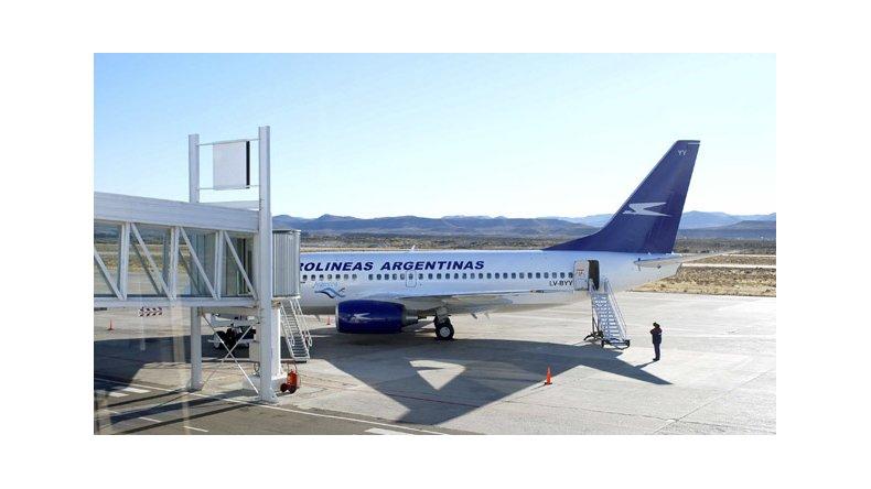 Nueva frecuencia aérea entre Salta y Comodoro
