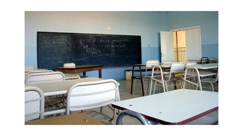 En Santa Cruz los docentes pararán lunes y martes