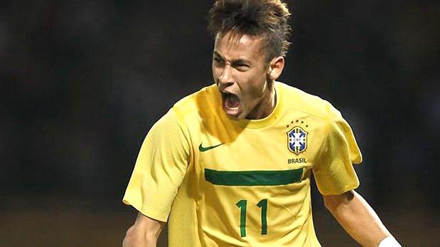 Neymar se convirtió en el nuevo refuerzo del Barcelona