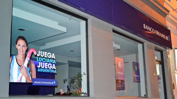 Banco Finansur llega a la Patagonia