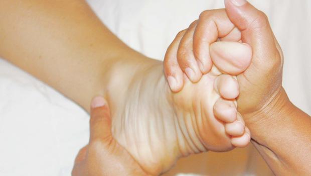 La temperatura a varikoze de las venas en los pies