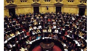 tres proyectos estan frenados por pelea entre diputados y el senado
