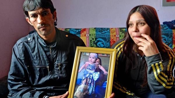 Imputaron a los padres de Zumara por homicidio culposo