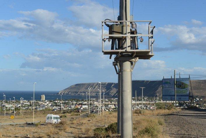 La totalidad de Rada Tilly y gran parte de la zona sur de Comodoro Rivadavia volvieron a verse afectados por el último corte de energía eléctrica.