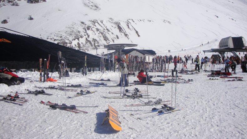 El tarifazo golpea a los centros de esquí