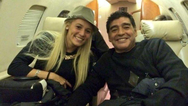Mirá el look que Diego Maradona usaría en su boda