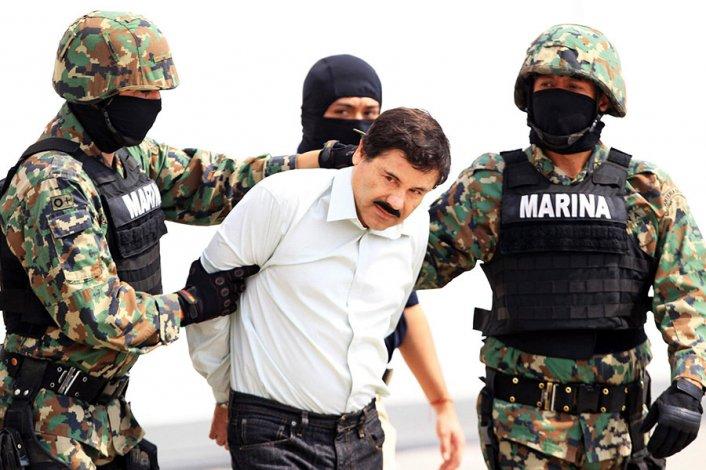 Gendarmería realiza un intenso operativo por la posible presencia del Chapo Guzmán en el país