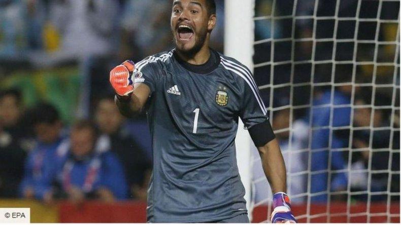 No se me cruza por la cabeza volver a la Argentina, dijo Romero