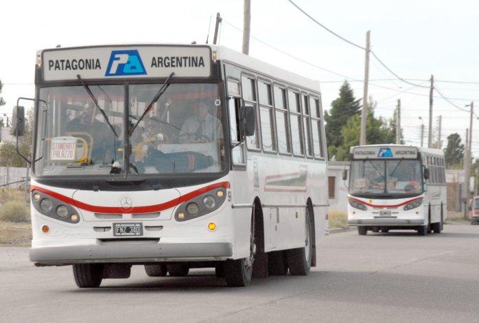 La UTA podría avanzar con medidas de fuerza en Patagonia Argentina