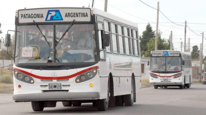Ante la amenaza de paro de UTA, Patagonia espera recibir el pago de $5 millones