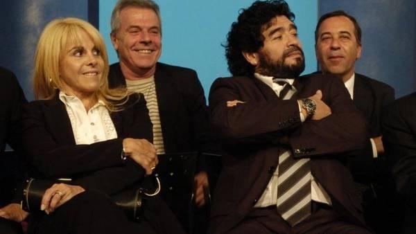 Maradona vs Villafañe:usaron a mi nieto para lograr que cambie de parecer