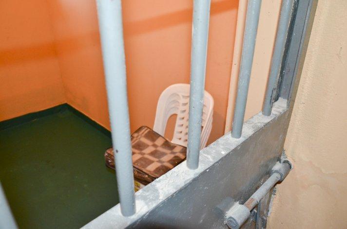 Luego de las refacciones en la alcaidía regresaron los presos trasladados a Sarmiento