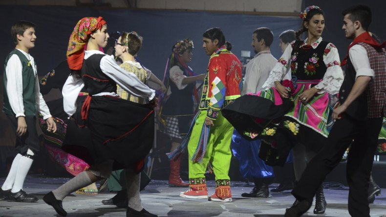 La Feria Gastronómica le pondrá el broche de oro a la fiesta anual de las colectividades