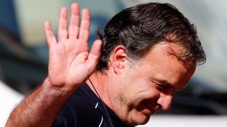 Sorpresiva renuncia de Bielsa a la Lazio