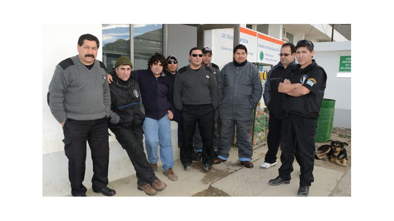 Vigiladores levantaron las medidas de fuerza