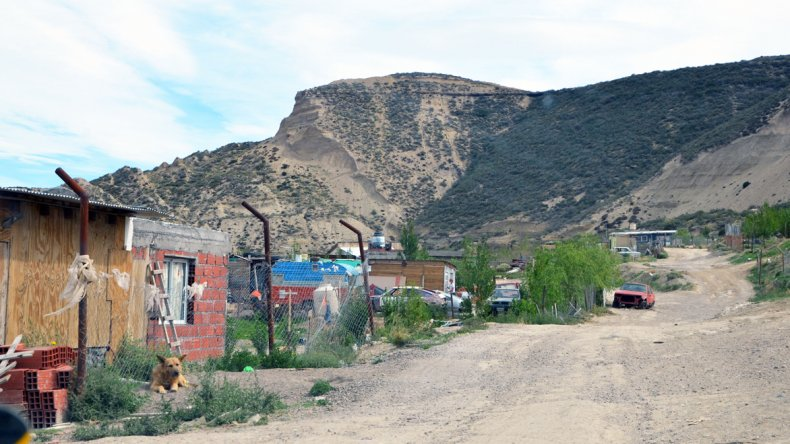 Barrio Sismográfica. Foto ilustrativa de archivo.