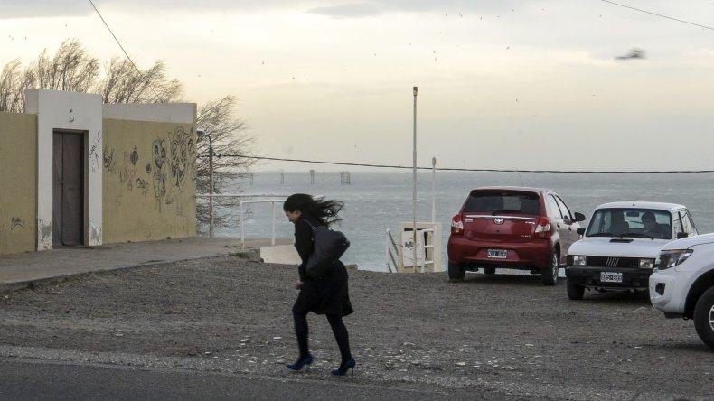 Miércoles ventoso en la ciudad