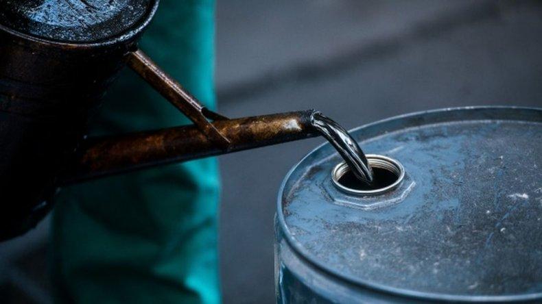 El petróleo llegó a u$s 37,90