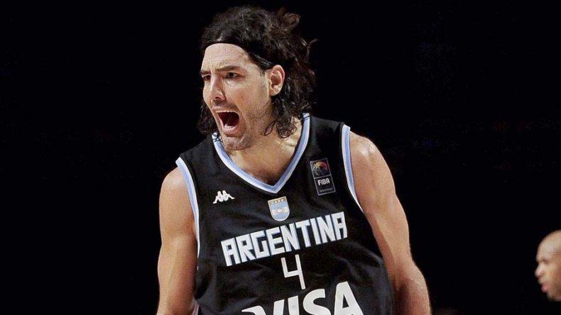 El capitán de la selección argentina