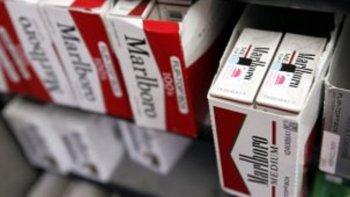 Mañana aumentan los cigarrillos