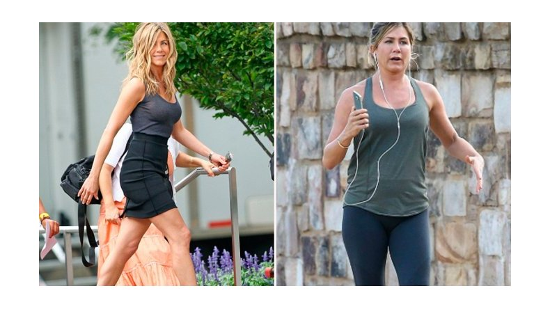 La estricta dieta de Jennifer Aniston para regresar a Friends