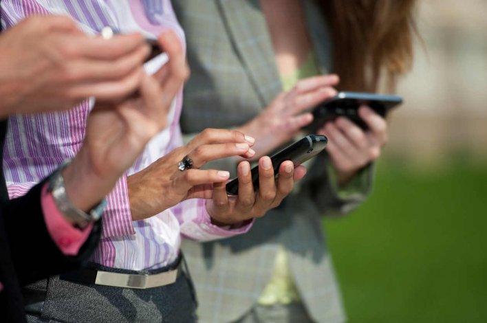 La telefonía celular aumentará un 10% entre enero y febrero