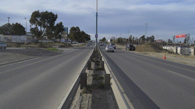 Quejas en Km 3 por la obra del Pluvial de Quintana